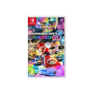 Mario Kart 8 Deluxe NINTENDO