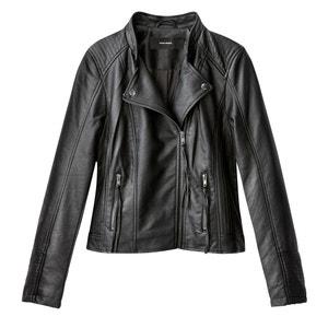 Faux Leather Jacket VERO MODA