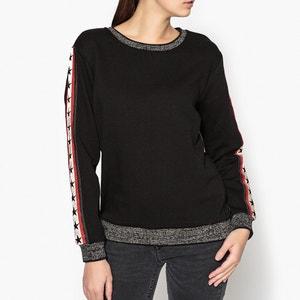Sweatshirt with Satin Trim MAISON SCOTCH