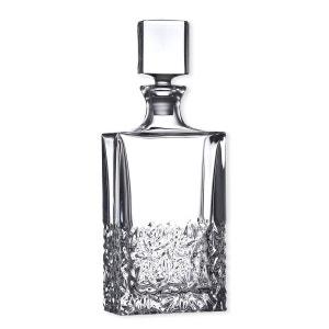 Carafe à whisky en cristal 1L - NICOLETTE BRUNO EVRARD