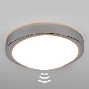 Plafonnier salle de bain LED Aras à détecteur, 10W LAMPENWELT