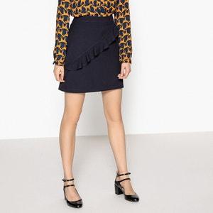 Ruffled Polka Dot Skirt MADEMOISELLE R