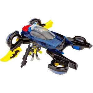 Véhicule Batman Imaginext DC Super Friends : Batmobile transformable FISHER PRICE
