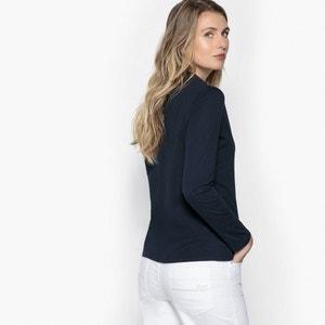 Poloshirt, lange Ärmel ANNE WEYBURN