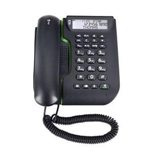 Téléphone filaire DORO Comfort 3005 Noir DORO