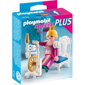 Playmobil 4790 : Spécial Plus : Princesse avec rouet PLAYMOBIL
