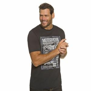 Short-Sleeved Crew Neck T-Shirt JP1880
