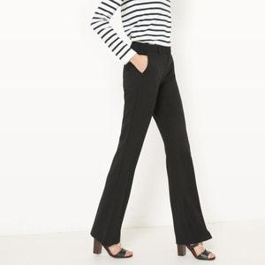 Pantalon bootcut entrejambe 83 cm R essentiel