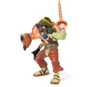 Figurine Pirate mutant crabe PAPO