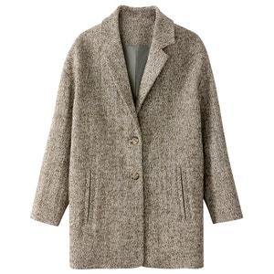 Пальто овальной формы La Redoute Collections