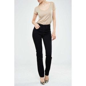 Jeans Slim Push In Secret Salsa Noir SALSA