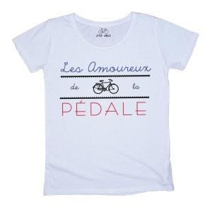 T-shirt Femme Les Amoureux de la Pédale P TIT VELO