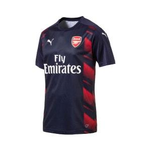 Maillot Pré Match Arsenal Rouge Junior PUMA