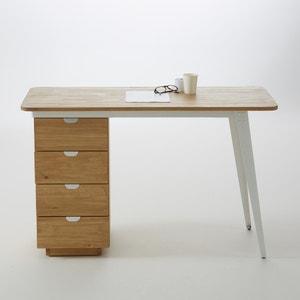 Hiba 4-Drawer Desk La Redoute Interieurs