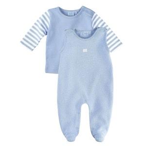FEETJE Grenouillère avec T-shirt bébé ensemble bébé FEETJE
