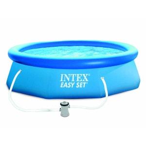 Piscine autoportée Easy Set 3,05 x 0,76 m + épurateur - Intex INTEX