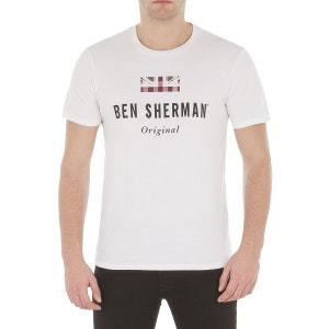 T-SHIRT  ORIGINAL TEE BLANC BEN SHERMAN