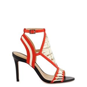 Amili Leather Sandals COSMOPARIS