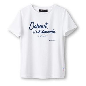Koszulka produkcji francuskiej z udziałem PARENT EPUISE R essentiel