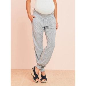 Pantalon fluide de grossesse VERTBAUDET