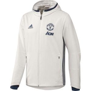 Veste zippée de présentation Manchester United FC adidas