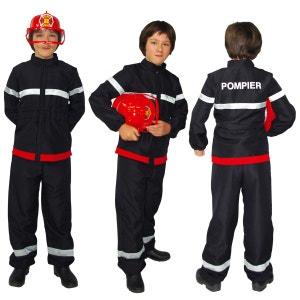 Déguisement Pompier : 8/10 ans CESAR