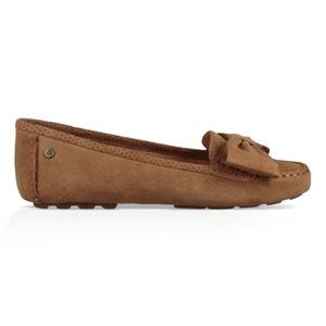 Seabrook Leather Ballet Pumps UGG