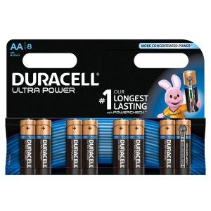 Pile DURACELL AA x8 Ultra Power LR06 DURACELL