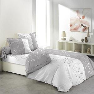 Parure de lit drap plat drap housse et taies la redoute - Parure de lit drap plat drap housse et taies ...