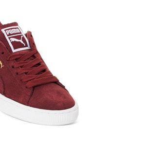 Zamszowe buty sportowe Classic + PUMA