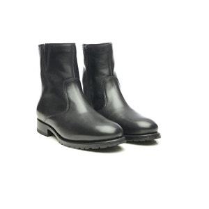 Loafer en velours gris clair SHOEPASSION