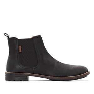 Boots cuir Huntington Chelsea LEVI'S