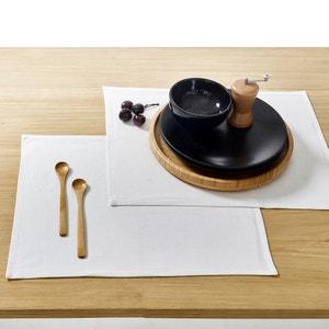 4er-Pack beschichtete Tischsets mit Fleckenschutz SCENARIO