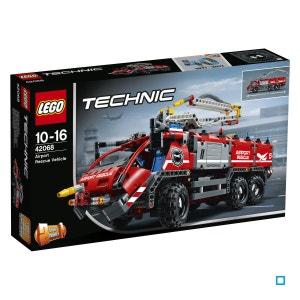 LEGOTechnic - Le véhicule de secours de l'aéroport - LEG42068 LEGO