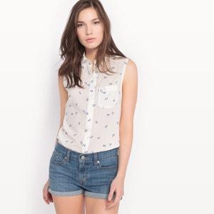 Bedrukte blouse zonder mouwen LEVI'S