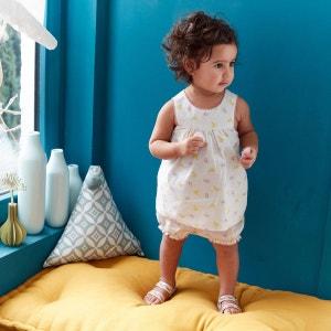 Ensemble bébé débardeur et short 1 mois - 3 ans La Redoute Collections