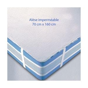Alèse imperméable 160 x 70 cm pour lit junior PETITE CHAMBRE