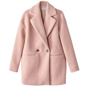 Пальто шерстяное из букле MADEMOISELLE R