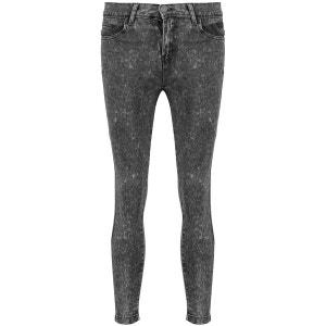 Tacheté Skinny Jeans Denim BLUE INC
