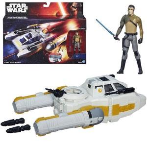 Véhicule miniature Star Wars avec personnage HASBRO