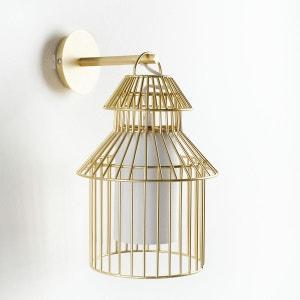Applique cage à oiseau, Cuicuicui AM.PM