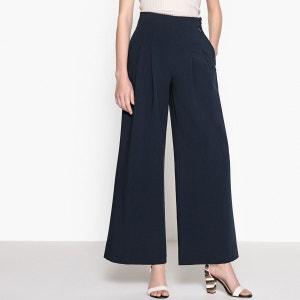 Pantalon large plis La Redoute Collections
