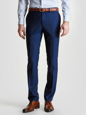 Pantalón ajustado para hombre súper 120's CYRILLUS