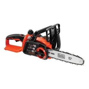 Tronçonneuse électrique à batterie Black & Decker GKC1825L20-QW BLACK ET DECKER