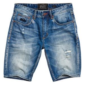 Jeans bermuda, Officer SUPERDRY