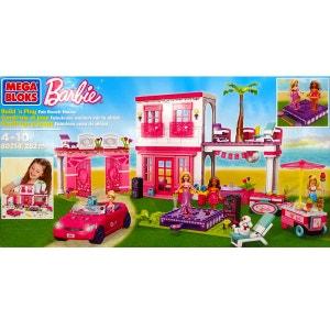 Megabloks Barbie : Fabuleuse maison MEGA BLOKS