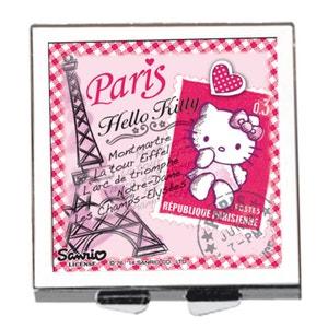 Miroir de poche Hello Kitty ALPAC