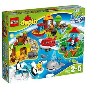 Le tour du monde - LEG10805 LEGO
