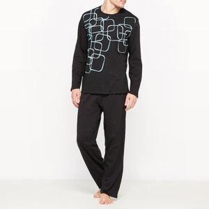 Pyjama jersey pur coton ATHENA