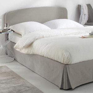 Capa para cabeceira em tecido pré-lavado puro algodão, modelo curvo SCENARIO